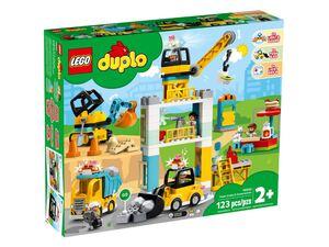 LEGO DUPLO Dizalica i gradnja 10933