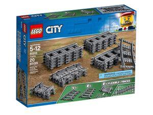 LEGO City Tračnice 60205
