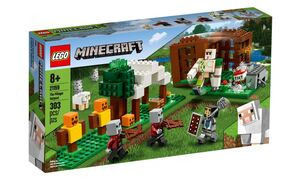 LEGO Minecraft Toranj Pillagera 21159