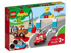 LEGO DUPLO Dan utrke Munjevitog Jurića 10924