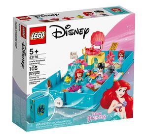 LEGO Disney Princess Priče o avanturama Ariel 43176