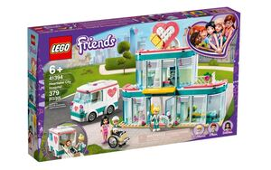LEGO Friends Bolnica u Heartlakeu 41394