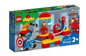 LEGO DUPLO Superjunački laboratorij 10921