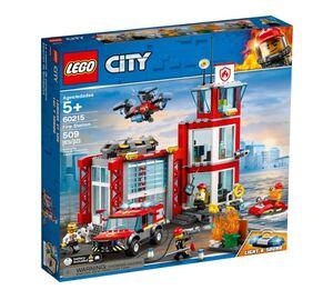 LEGO City Vatrogasna postaja 60215
