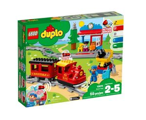 LEGO DUPLO Parni vlak 10874