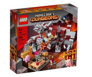 LEGO 21163 Bitka za redstone