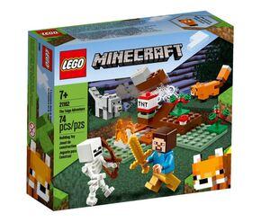 LEGO Minecraft Pustolovina u Tajgi 21162