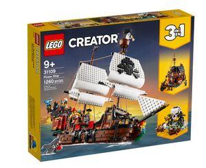 LEGO 31109 Gusarski brod