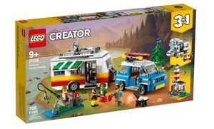 LEGO 31108 Porodični odmor u kamperu