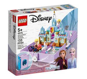 LEGO Disney Princess Priče o avanturama Ane i Else 43175