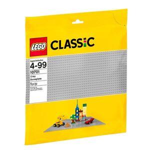 LEGO Classic Siva podloga 10701