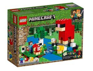 LEGO Minecraft Farma vune 21153