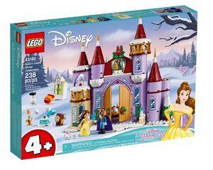 LEGO Disney Princess Belleina zimska proslava u dvorcu 43180
