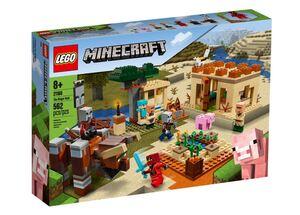 LEGO Minecraft Navala Illagera 21160