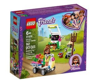 LEGO Friends Olivijin cvjetnjak 41425
