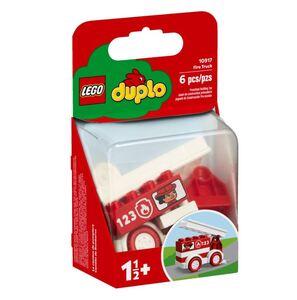 LEGO DUPLO Vatrogasno vozilo 10917