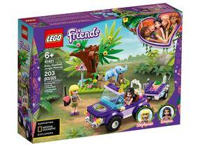 LEGO Friends Spašavanje malog slona u džungli 41421