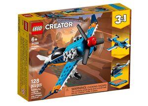 LEGO Creator Avion s propelerom 31099