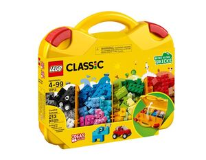 LEGO Classic Kreativni kovčeg 10713