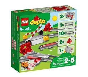 LEGO DUPLO Željezničke tračnice 10882