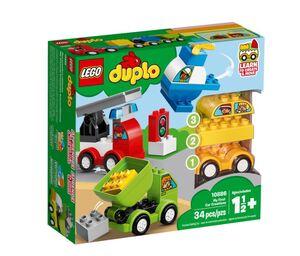 LEGO DUPLO Moj prvi vozni park 10886