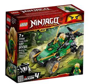 LEGO Ninjago Vozilo za džunglu 71700