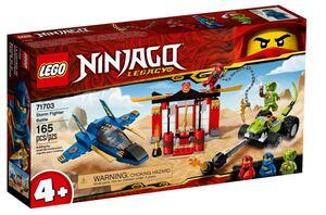 LEGO Ninjago Bitka Storm Fightera 71703