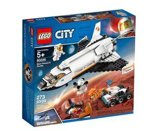 LEGO City Istraživački šatl za Mars 60226