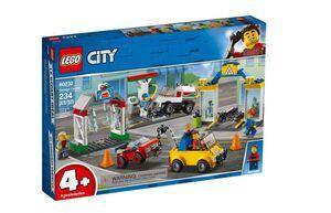 LEGO City Centar za vozila 60232
