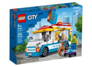 LEGO City Sladoledarski kamion 60253