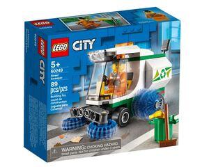 LEGO City Čistač ulica 60249