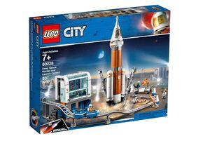 LEGO City Raketa za duboki svemir i kontrola lansiranja 60228