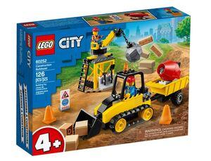 LEGO City Građevinski buldožer 60252