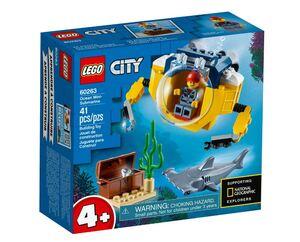 LEGO City Mala podmornica za ocean 60263