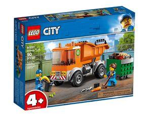 LEGO City Smetlarski kamion 60220