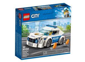 LEGO City Policijski patrolni automobil 60239