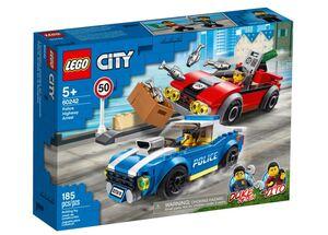 LEGO City Uhićenje na autocesti 60242