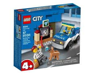 LEGO City Policijska jedinica sa psima 60241