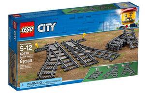 LEGO City Skretnice 60238