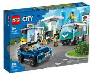 LEGO City Auto servis 60257