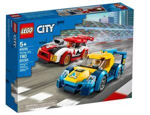 LEGO City Trkaći automobili 60256