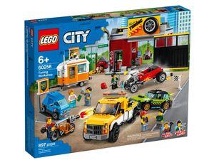 LEGO City Automehaničarska radionica 60258