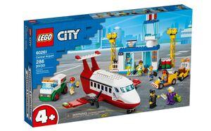 LEGO City Središnja zračna luka 60261