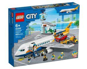 LEGO City Putnički zrakoplov 60262