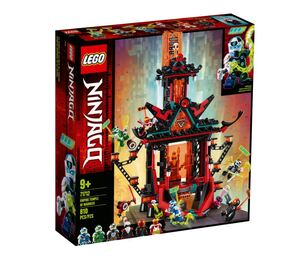 LEGO Ninjago Carski hram ludila 71712