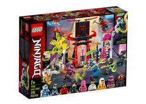 LEGO Ninjago Tržnica za gejmere 71708