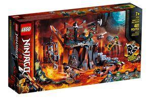 LEGO Ninjago Putovanje do kosturskih tamnica 71717