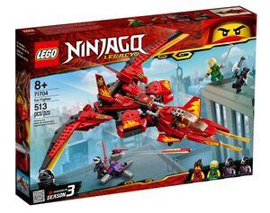 LEGO Ninjago Kai borac 71704