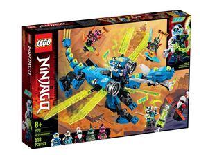 LEGO Ninjago Jayev kiberzmaj 71711