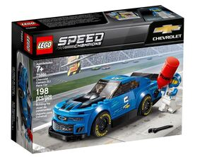 LEGO Speed Champions Trkaći auto Chevrolet Camaro ZL1 75891
